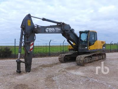 2007 VOLVO EC210 Hydraulic Excavator