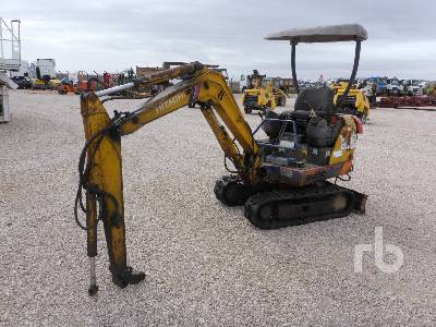 HITACHI EX15 Mini Excavator (PARTS ONLY) Parts/Stationary Construction-Other