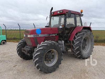 1996 CASE 5150 4WD MFWD Tractor