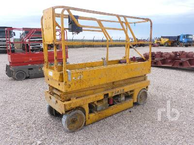2006 HAULOTTE COMPACT 8 Scissorlift Parts/Stationary Construction-Other