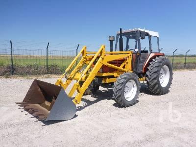 1990 KUBOTA M8950 4WD MFWD Tractor