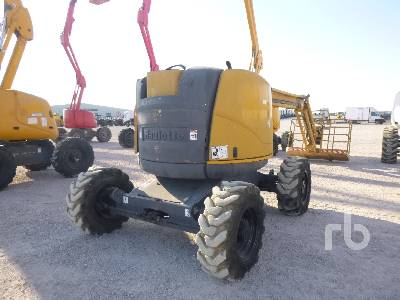 2000 HAULOTTE HA18PX 4x4 Articulated Boom Lift