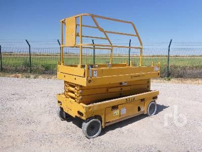 HAULOTTE COMPACT 10 Electric Scissorlift