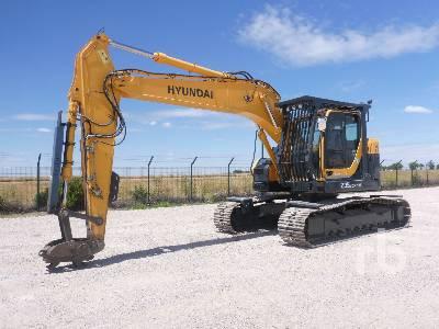 2012 HYUNDAI ROBEX 235LCR-9 Hydraulic Excavator