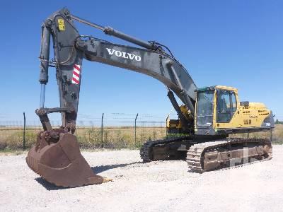 2006 VOLVO EC460B Hydraulic Excavator