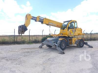 2008 DIECI BLM157 4x4x4 Telescopic Forklift
