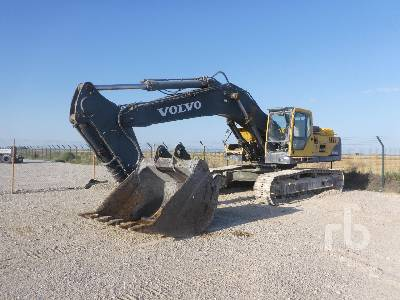 2002 VOLVO EC460BLC Hydraulic Excavator