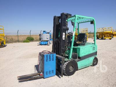 2006 MITSUBISHI FB20KPAC Electric Forklift