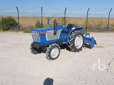 ISEKI TL2100 4WD Utility Tractor