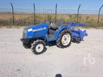 ISEKI TF17F 4WD Utility Tractor