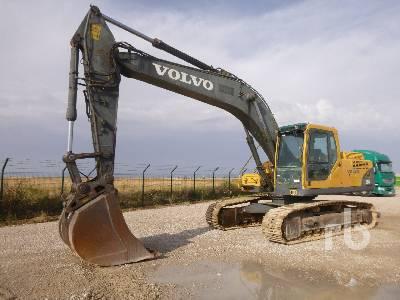 2004 VOLVO EC240BNLC Hydraulic Excavator