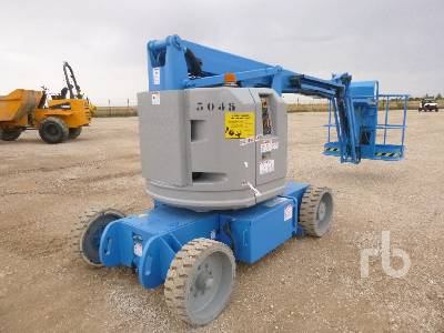 2007 GENIE Z34/22N Electric Articulated Boom Lift