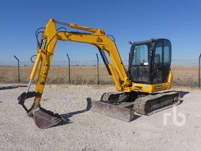 2013 JCB 8056 Midi Excavator (5 - 9.9 Tons)