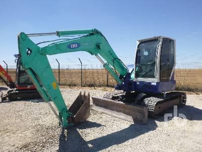 2002 IHI 80NX3 Midi Excavator (5 - 9.9 Tons)