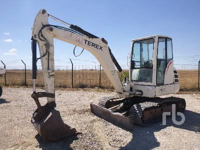 2012 TEREX TC60 Midi Excavator (5 - 9.9 Tons)