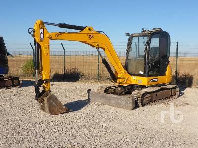 2010 JCB 8056 Midi Excavator (5 - 9.9 Tons)