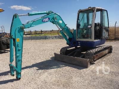 IHI 50NX Midi Excavator (5 - 9.9 Tons)