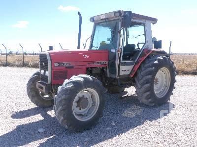 1995 MASSEY FERGUSON 3085 MFWD Tractor
