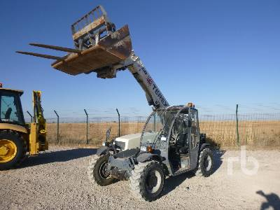2006 TEREX 2506 4x4x4 Telescopic Forklift