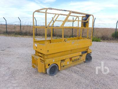2007 HAULOTTE COMPACT 8 Electric Scissorlift