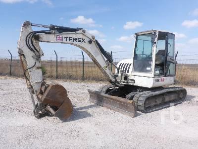 2006 TEREX HR32 Midi Excavator (5 - 9.9 Tons)
