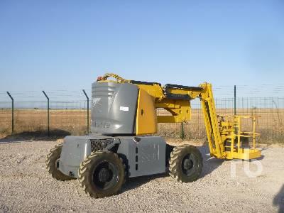 2007 HAULOTTE HA12PX 4x4 Articulated Boom Lift