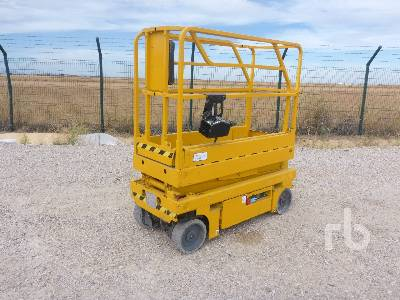 2008 HAULOTTE OPTIMUM 6 Electric Scissorlift