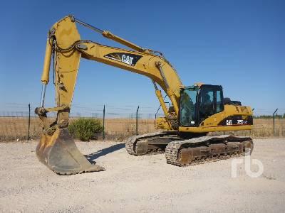 2006 CATERPILLAR 325DL Hydraulic Excavator
