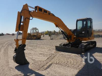 2016 CASE CX80C CR Midi Excavator (5 - 9.9 Tons)