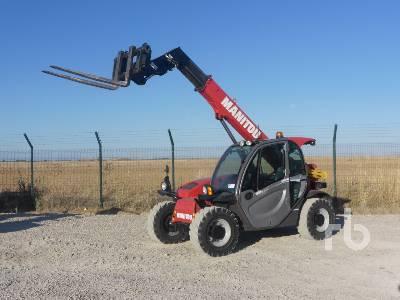 2013 MANITOU MT625 Telescopic Forklift