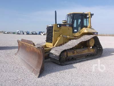 2002 CATERPILLAR D6M LGP Crawler Tractor