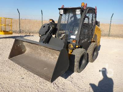 2007 JCB ROBOT 160 Skid Steer Loader