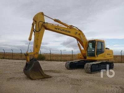 HYUNDAI ROBEX 210LC-7 Hydraulic Excavator