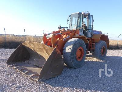 1993 FIAT-HITACHI FR160 Wheel Loader
