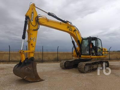 2008 JCB JS200SC Hydraulic Excavator