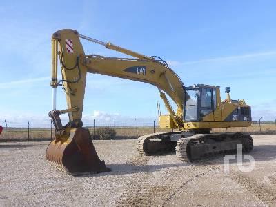1996 CATERPILLAR 350L Hydraulic Excavator