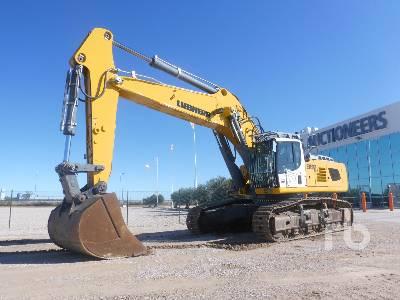 2013 LIEBHERR R960 SHD Hydraulic Excavator