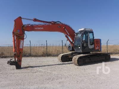 2010 HITACHI ZX225USLC-3 Hydraulic Excavator