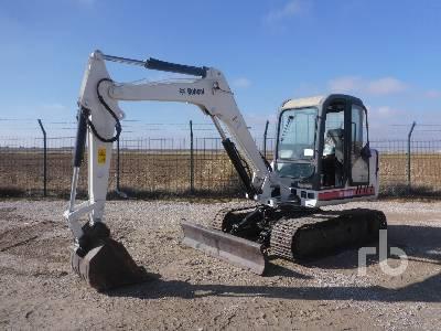 2013 BOBCAT 337 Midi Excavator (5 - 9.9 Tons)