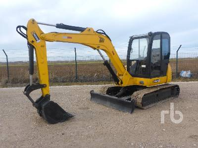 2011 JCB 8056 Midi Excavator (5 - 9.9 Tons)