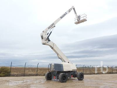 2008 HAULOTTE HA32PX 4x4x4 Articulated Boom Lift