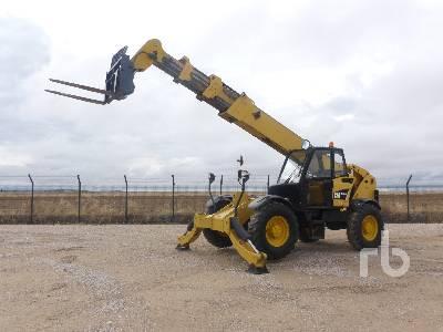 2007 CATERPILLAR TH580B 5000 Kg 4x4x4 Telescopic Forklift