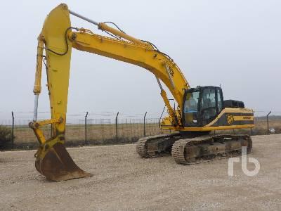 2004 JCB JS330 Hydraulic Excavator