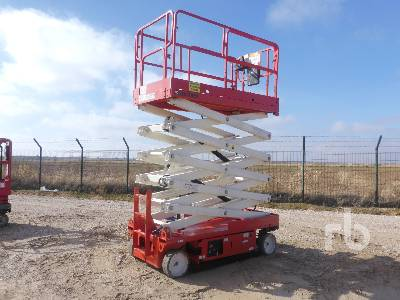 2014 SNORKEL S3246E Electric Scissorlift