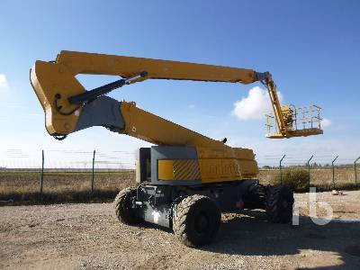 2007 HAULOTTE HA32PX 4x4x4 Articulated Boom Lift