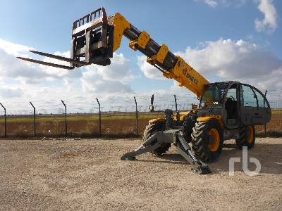 2006 DIECI 178 4x4x4 Telescopic Forklift