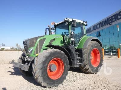 2016 FENDT 828 Vario MFWD Tractor