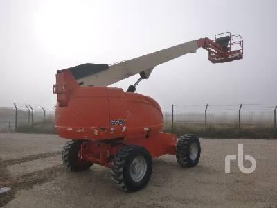 2008 JLG 660SJ 4x4 Telescopic Boom Lift