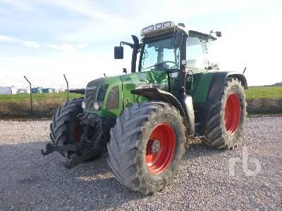 2002 FENDT 716 VARIO MFWD Tractor