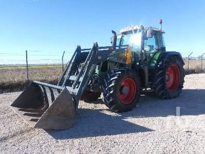 2009 FENDT 718 Vario MFWD Tractor